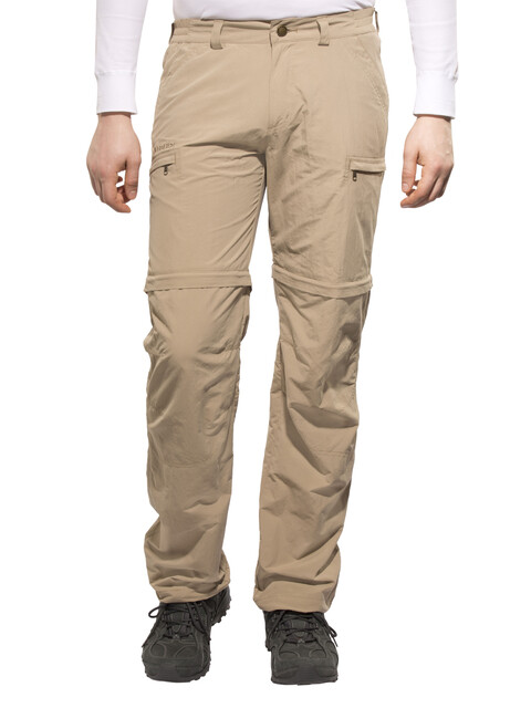 VAUDE Men's Farley ZO - Pantalon homme - beige